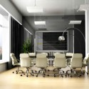 Trendy modern office , 9 Charming Design Modern Office In Office Category