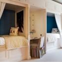 Unisex children's twin bedroom , 6 Nice Unisex Kids Bedroom Ideas In Bedroom Category