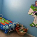 achieved with wall decorating , 8 Cute Buzz Lightyear Bedroom Ideas In Bedroom Category