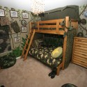 boys room designs , 9 Cool Camouflage Bedroom Decorating Ideas In Bedroom Category