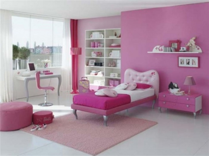 Bedroom , 9 Nice Bedroom Decorating Ideas For Young Adults : decorating ideas for girls bedrooms