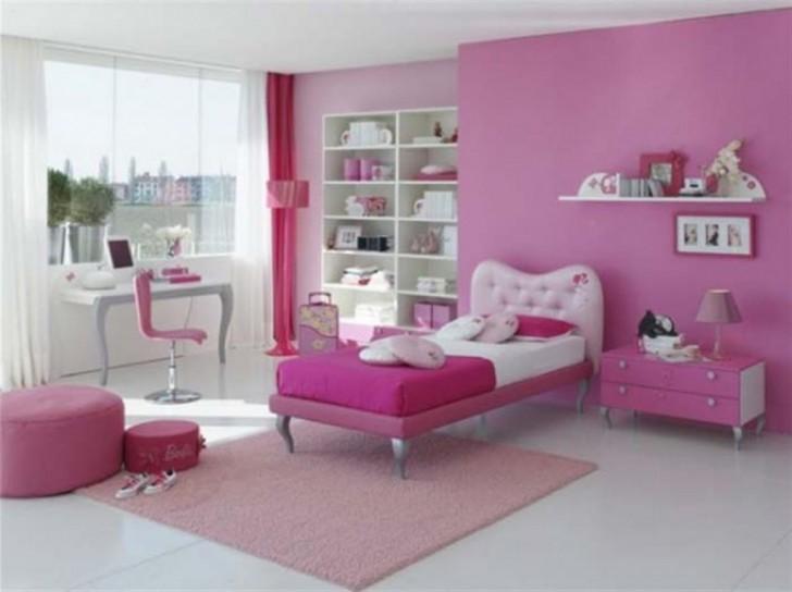 Bedroom , 9 Nice Bedroom Decorating Ideas For Young Adults : decorating ideas for girls bedrooms