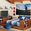 decorating ideas houses , 7 Nice Bedroom Decorating Ideas For Teenage Guys In Bedroom Category