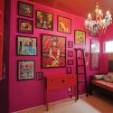 fuschia colored room , 8 Wonderful Fuschia Bedroom Ideas In Bedroom Category