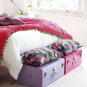 girl room design , 8 Wonderful Fuschia Bedroom Ideas In Bedroom Category