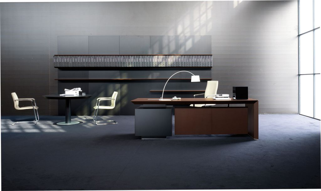 1024x609px 7 Good Modern Office Design Ideas Picture in Furniture