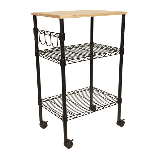 Kitchen , 9 Nice Mainstays Kitchen Island Cart : island kitchen