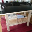 kitchen cabinets design , 8 Nice Groland Kitchen Island In Kitchen Category