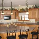 kitchen interior design , 9 Charming Kitchen Island In Kitchen Category