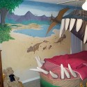 mens bedroom designs , 6 Unique Boys Dinosaur Bedroom Ideas In Bedroom Category