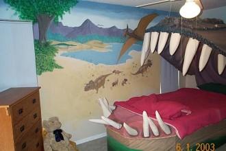 600x396px 6 Unique Boys Dinosaur Bedroom Ideas Picture in Bedroom