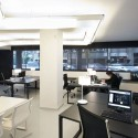 minimalist and modern office , 7 Cool Modern Office Interior Design In Apartment Category