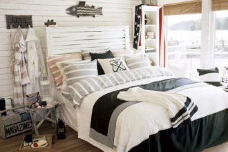 550x550px 6 Stunning Nautical Themed Bedroom Ideas Picture in Bedroom