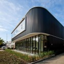 office building modern , 9 Cool Modern Office Building Design In Office Category