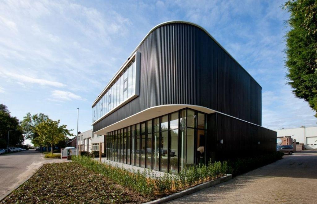 Office Building Modern : 9 Cool Modern Office Building Design ...