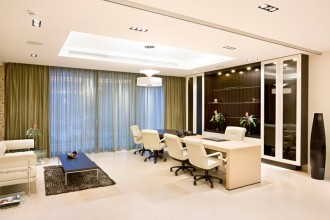 800x533px 7 Cool Modern Office Interior Design Picture in Apartment