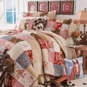 rods girls western quilt , 8 Beautiful Cowgirl Bedroom Ideas In Bedroom Category
