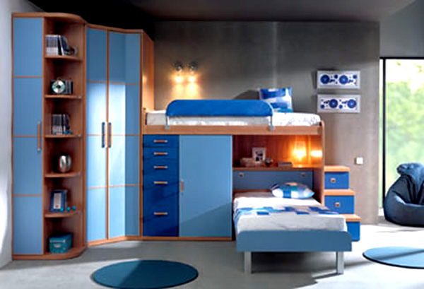 600x409px 6 Nice Unisex Kids Bedroom Ideas Picture in Bedroom
