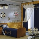 room design ideas , 6 Stunning Nautical Themed Bedroom Ideas In Bedroom Category