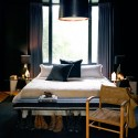 the black painted master bedroom , 9 Cool Nate Berkus Bedroom Ideas In Bedroom Category