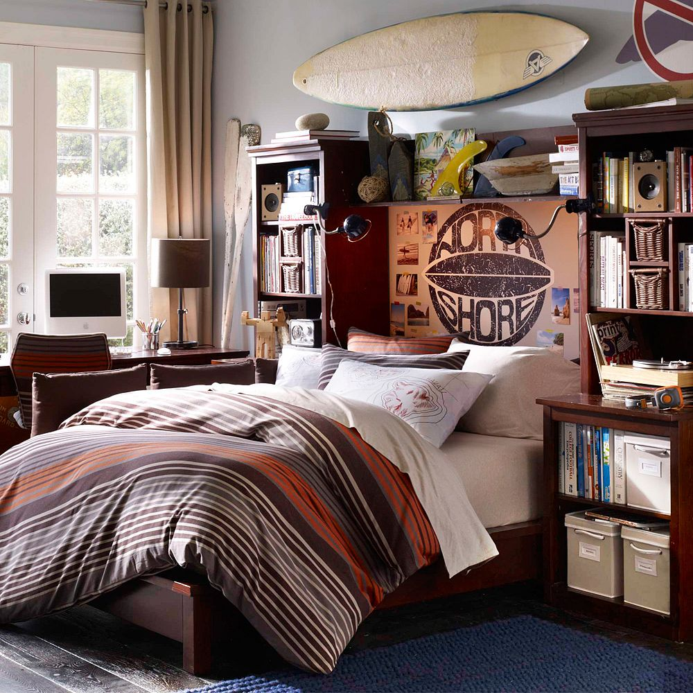 1000x1000px 9 Cool Tween Boy Bedroom Ideas Picture in Bedroom