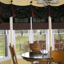 Bay Window Treatment Ideas , 7 Awesome Drapery Ideas For Bay Windows In Living Room Category
