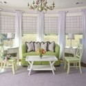 Bow Windows , 8 Charmming Window Treatments For Bow Windows In Living Room In Living Room Category