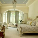 Choosing Right Window , 8 Charmming Window Treatments For Bow Windows In Living Room In Living Room Category