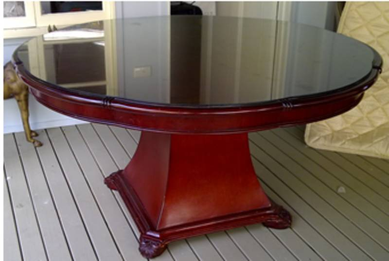 800x536px 7 Nice Dining Room Table Protector Picture in Furniture