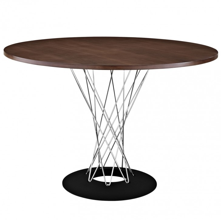 Furniture , 7 Fabulous Guchi Cyclone Dining Table : Isamu Noguchi Cyclone Dining Table Walnut