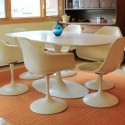 Saarinen tulip tables , 7 Nice Saarinen Dining Table Knock Off In Furniture Category