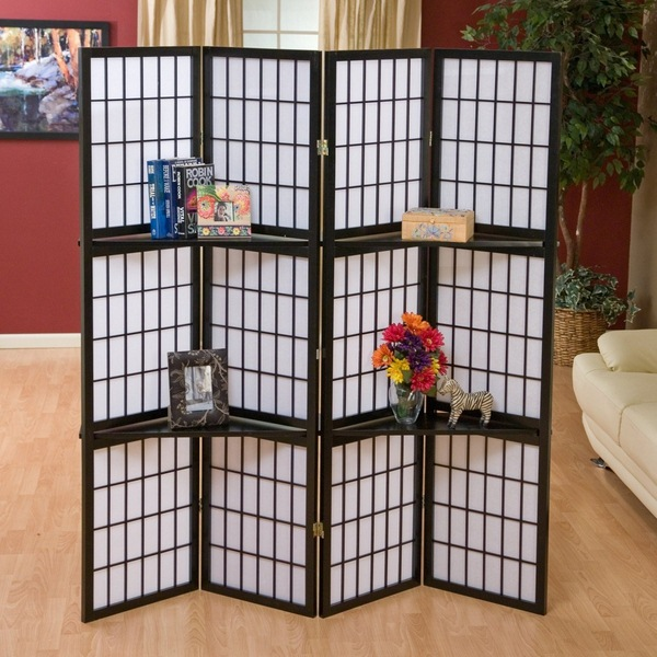 Furniture , 5 Lovely Temporary Room Divider Ideas : Screens to separate areas