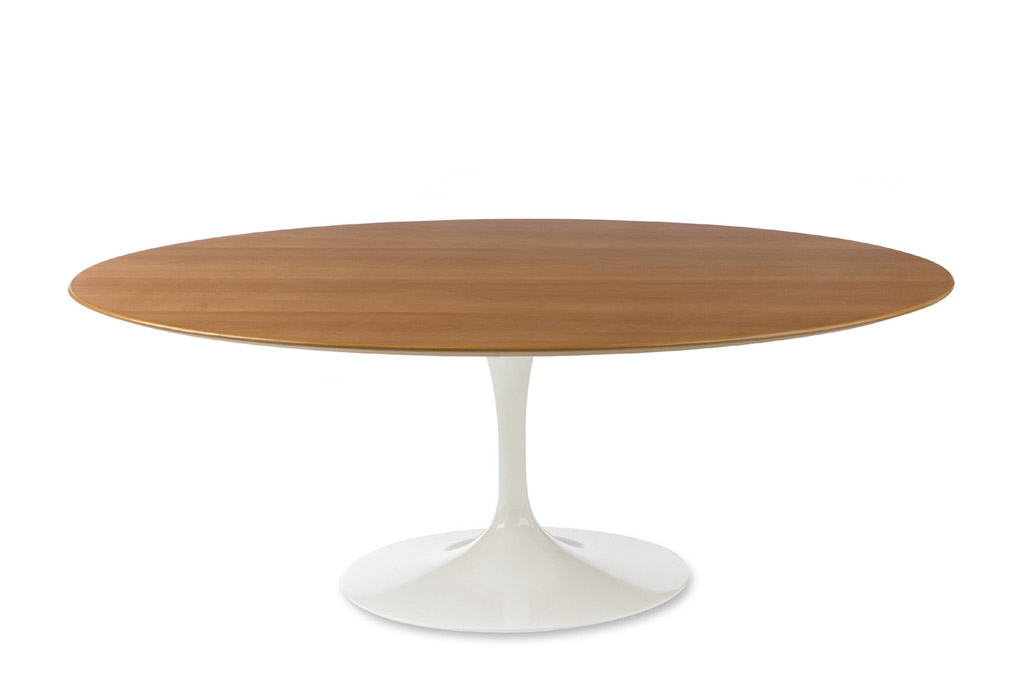 1020x700px 8 Charming Oval Tulip Dining Table Picture in Furniture