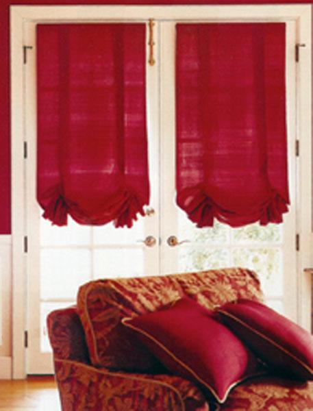 Apartment , 8 Top Tulip Roman Shade : Tulip Style Roman
