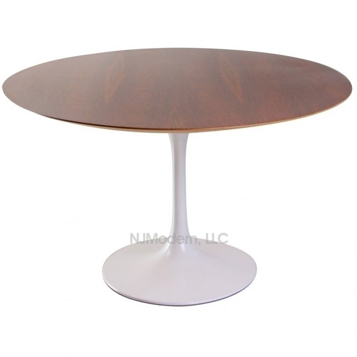 Furniture , 7 Fabulous Saarinen Dining Table Reproduction : Tulip dining table wood