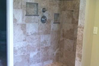 597x800px 6 Fabulous Walk In Doorless Showers Picture in Bathroom