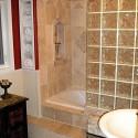bathroom designs , 6 Fabulous Walk In Doorless Showers In Bathroom Category