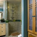 bathroom ideas , 6 Charming Doorless Walk In Shower In Bathroom Category