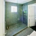 bathroom ideas , 9 Unique Doorless Shower Design Ideas In Bathroom Category