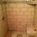 bathroom tile , 6 Charming Doorless Walk In Shower In Bathroom Category