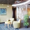 elegant corporate waiting room , 6 Cool Waiting Room Ideas In Office Category