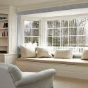 interior design ideas , 7 Awesome Drapery Ideas For Bay Windows In Living Room Category