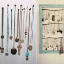 jewelry holder , 7 Charming Bracelet Storage Ideas In Furniture Category