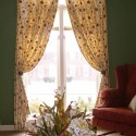 kitchen curtain ideas , 8 Hottest Curtain Ideas For Arched Windows In Living Room Category