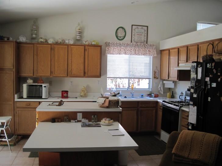 Kitchen , 8 Nice Kitchen Island With Table Combination :  kitchen design