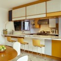 kitchen island design , 8 Nice Kitchen Island With Table Combination In Kitchen Category
