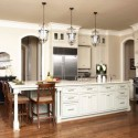 kitchen island designs , 8 Nice Kitchen Island With Table Combination In Kitchen Category