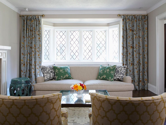 Living Room Window Dressing : 7 Awesome Window Treatments For Bow ...