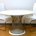 marble dining table , 8 Good Platner Dining Table In Furniture Category