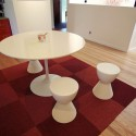 midcentury dining room , 7 Nice Saarinen Dining Table Knock Off In Furniture Category